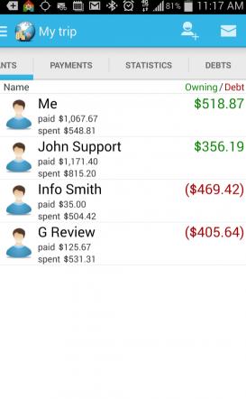 Travel Money App
